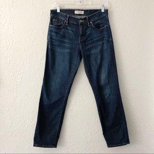 Madewell Denim Jean Straight Leg Pants  27